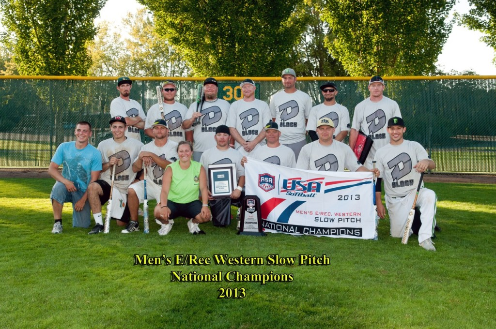2013 E-REC Western National Champions - Vortex Black
